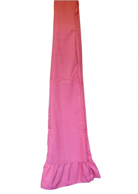 polyester Petticoat Underskirt in Pink