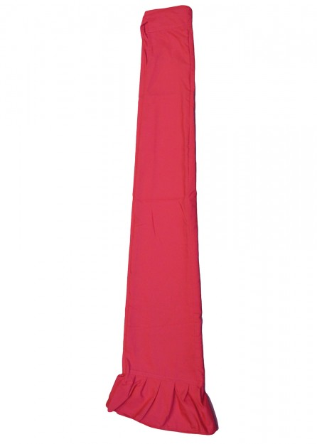 polyester Petticoat Underskirt in Hot Pink