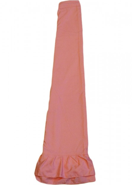 polyester Petticoat Underskirt in Baby Pink