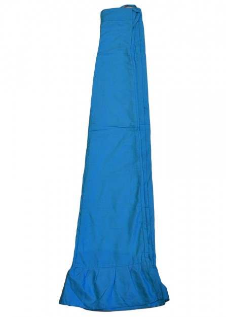 polyester Petticoat Underskirt in Sky Blue