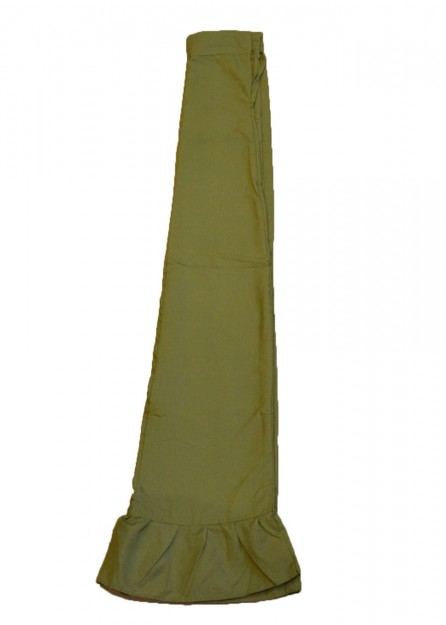 polyester Petticoat Underskirt in Olive Green