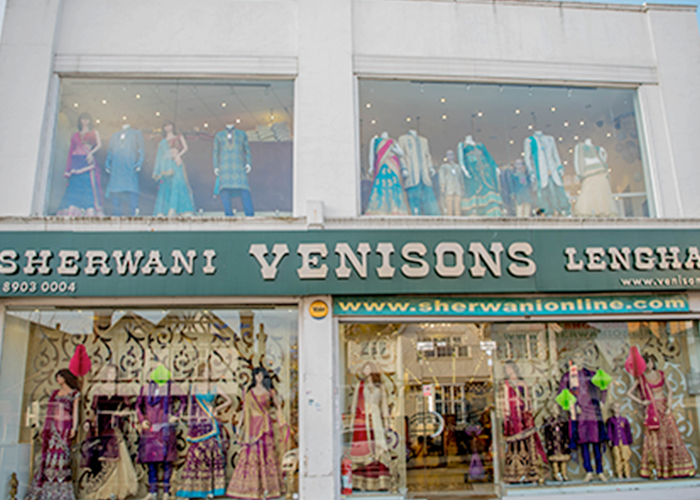 SHERWANI BY VENISONS